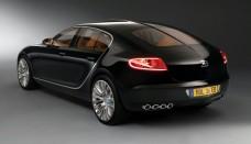 Bugatti Galibier Rear Three Quarters Wallpaper HD