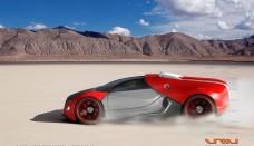 Bugatti Renaissance El Veyron Reinterpretado Wallpaper Download