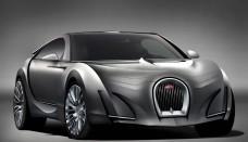 Bugatti Super-Sedan Concept Wallpaper For Ipad