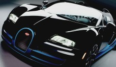 Bugatti Veyron Grand Sport Vitesse Front Three Quarter View Photo Wallpapers For Ios