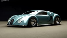 Bugatti Veyron Beetle Edition Wallpaper HD