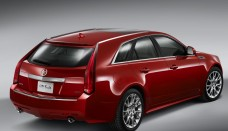 Cadillac CTS Sport Wagon Wallpaper For Iphone