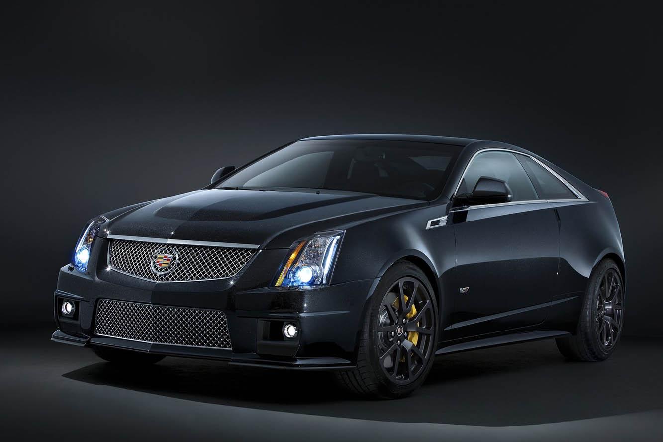 Cadillac CTS V Black Diamond Edition News Desktop Background