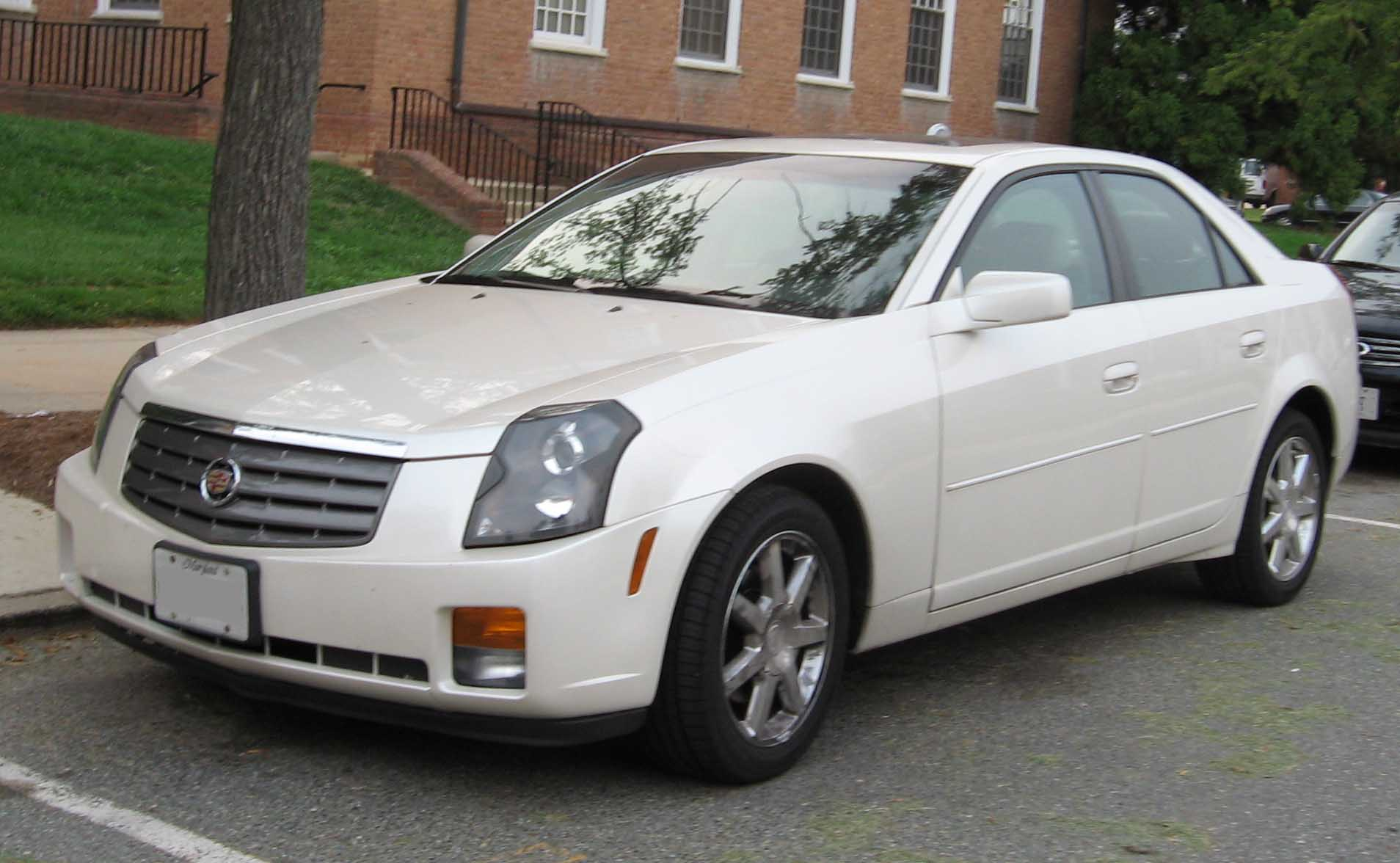 Cadillac CTS Wallpaper For Desktop Free