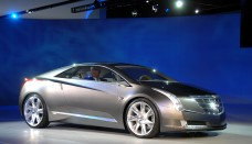 Cadillac Converj Concept ELR The Future is Green and Sexy Wallpapers Download