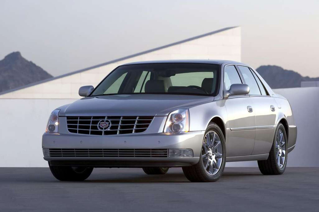 Cadillac DTS Deville Successor To The Flagship Status Wallpapers Desktop Download