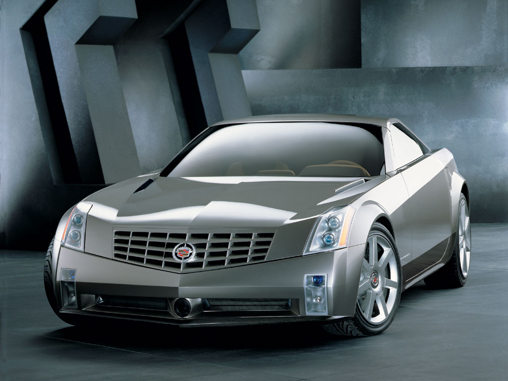 Cadillac Evoq Concept Wallpaper For Android