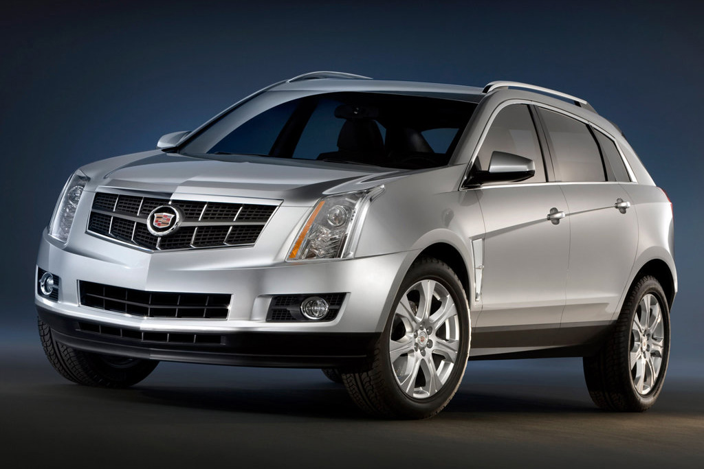 Cadillac SRX Used Wallpapers Desktop Download