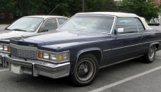 Cadillac DeVille Convertible Wallpapers Download