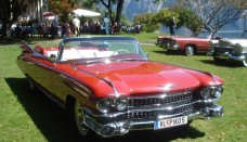 Cadillac Eldorado 59 Red Wallpaper For Android