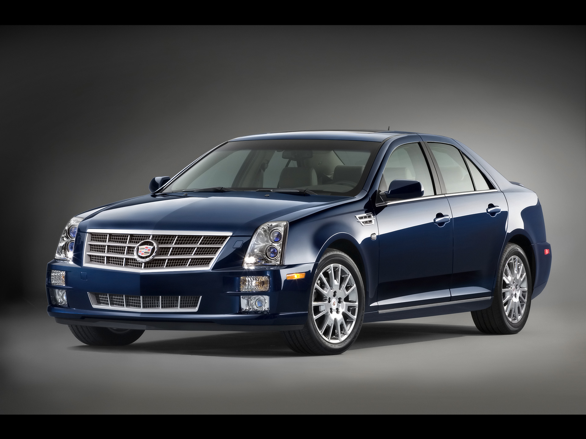 Photo of Cadillac STS Wallpapers HD