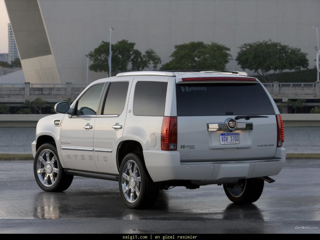 Cadillac Escalade Hybrid Anasayfa Araba Resimleri Wallpaper For Android