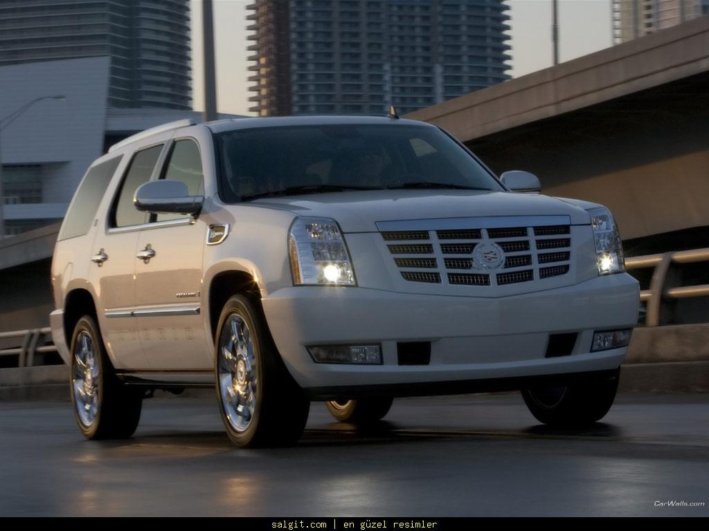 Cadillac Escalade Hybrid Anasayfa Araba Resimleri Wallpaper For Ios