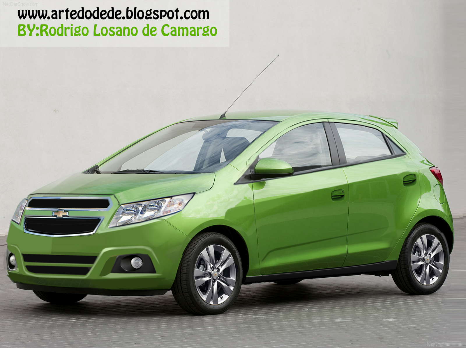 Chevrolet Onix De Frente Desktop Backgrounds