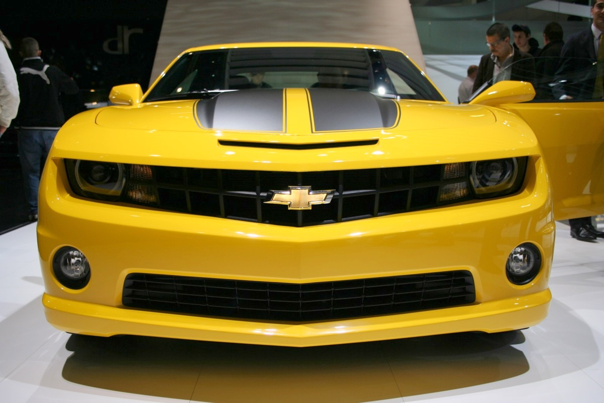 Chevrolet Camaro Aveo RS Salon de Genève  Free Download Image Of