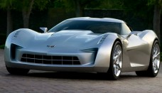 Chevrolet Corvette Stingray Concept High Resolution Image Wallpaper For Background