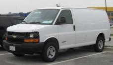 Chevrolet Express Van Wallpapers For Desktop