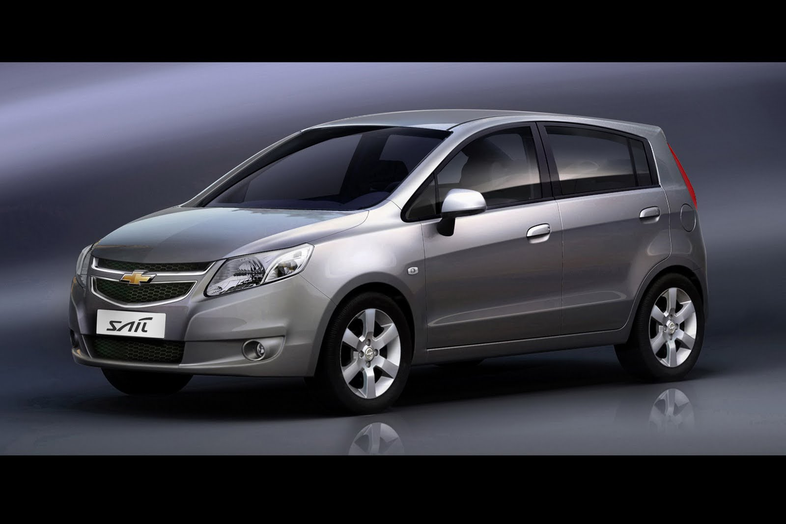 Chevrolet Debuts Sail Hatchback and MPV Concept at New Delhi Auto Expo Wallpapers Download