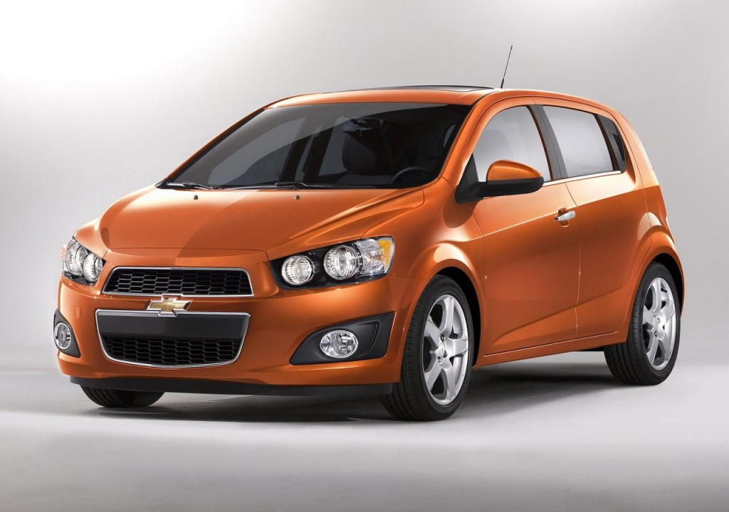 Chevrolet Sonic Wallpaper HD