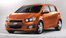 Chevrolet Sonic Wallpaper HD