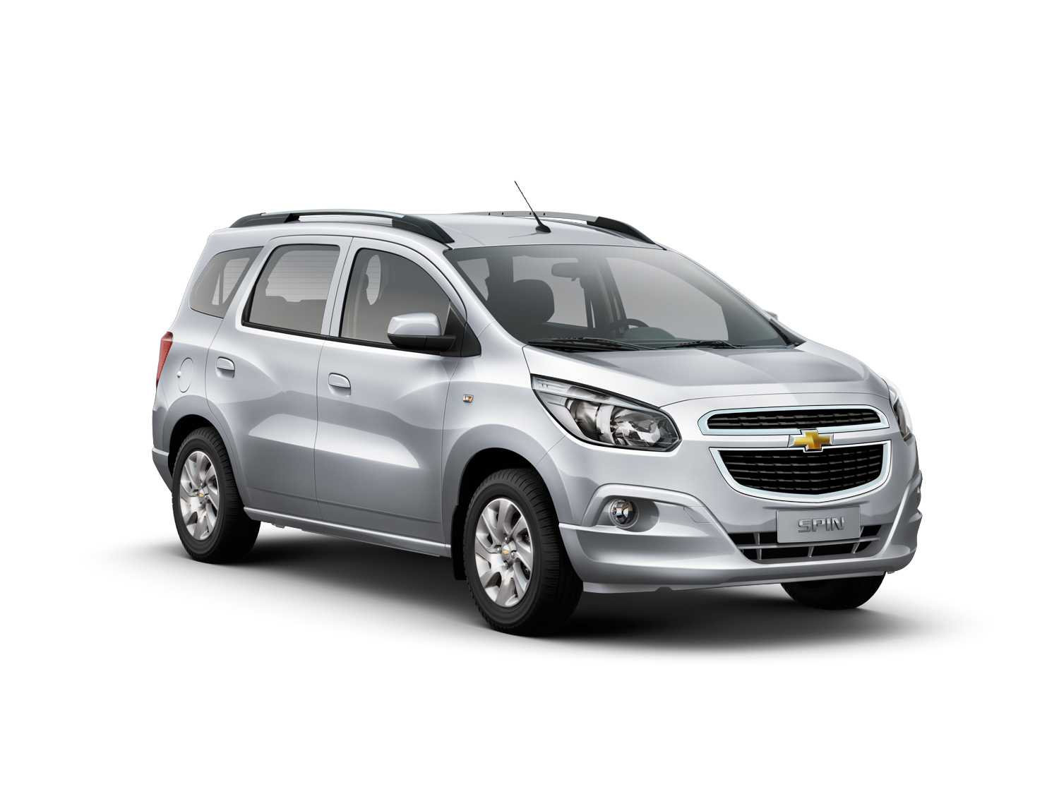 Chevrolet Spin Exterior Free Download Image Of