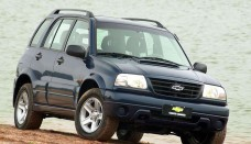 Chevrolet Tracker Is A Small Sport Formerly Known as the Geo Tracker Wallpaper For Ios