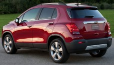 Chevrolet Trax General Motors Wallpaper For Computer