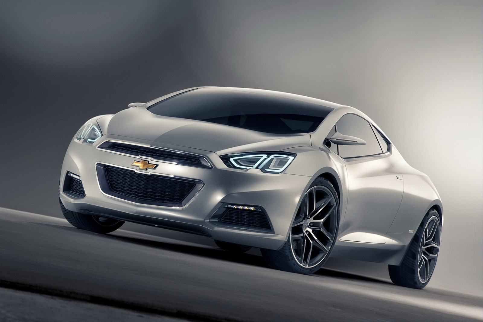 Chevrolet Tru 140S Concept Cruze 2015 Wallpaper For Android