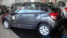 Citroen C3 2013 Origine lateral Novo Wallpaper For Ios