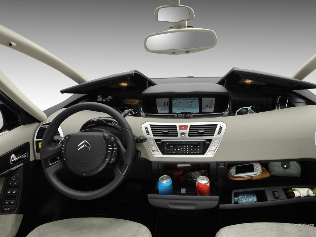 Citroen C4 Picasso Interior Definitively Decommitted Will Give Wallpapers Desktop Download