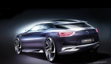 Le Citroen DS-X  Arrive Desktop Backgrounds
