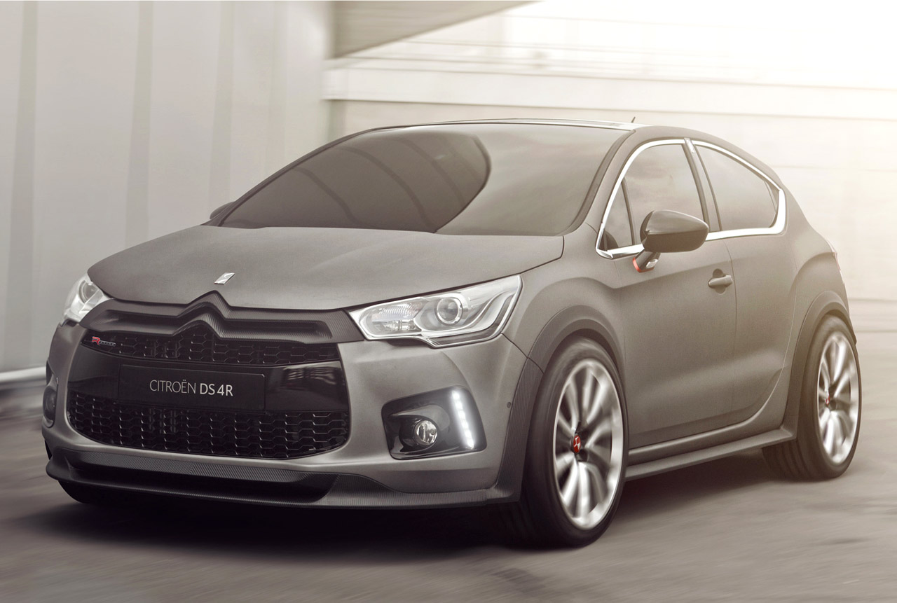 Citroen DS4 Racing Concept Free Download Image Of