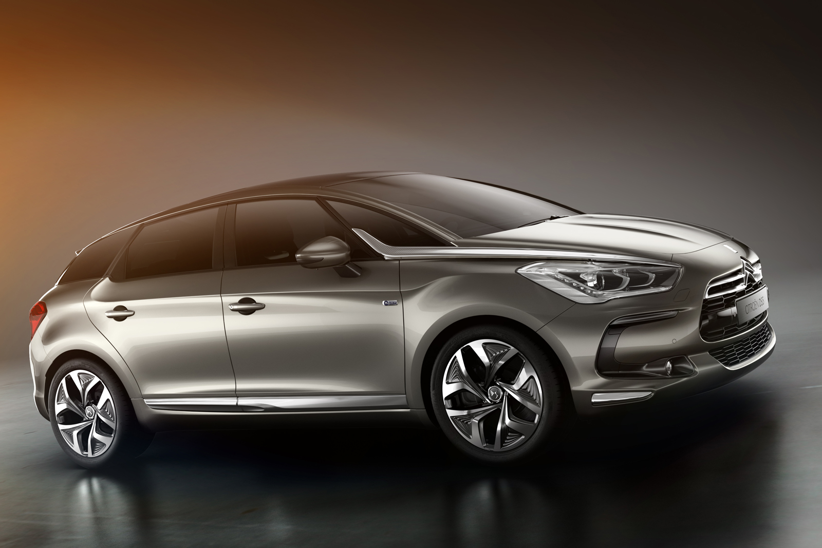 Citroen DS5 Crossover Side Photos Info Wallpapers Download Free
