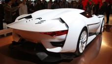 Citroen GT Concept High Resolution Image Wallpaper For Android
