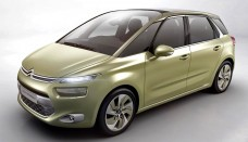 Citroen Technospace Actualidad Wallpapers HD