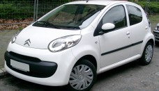 Citroen C1 Front Wallpapers Desktop Download