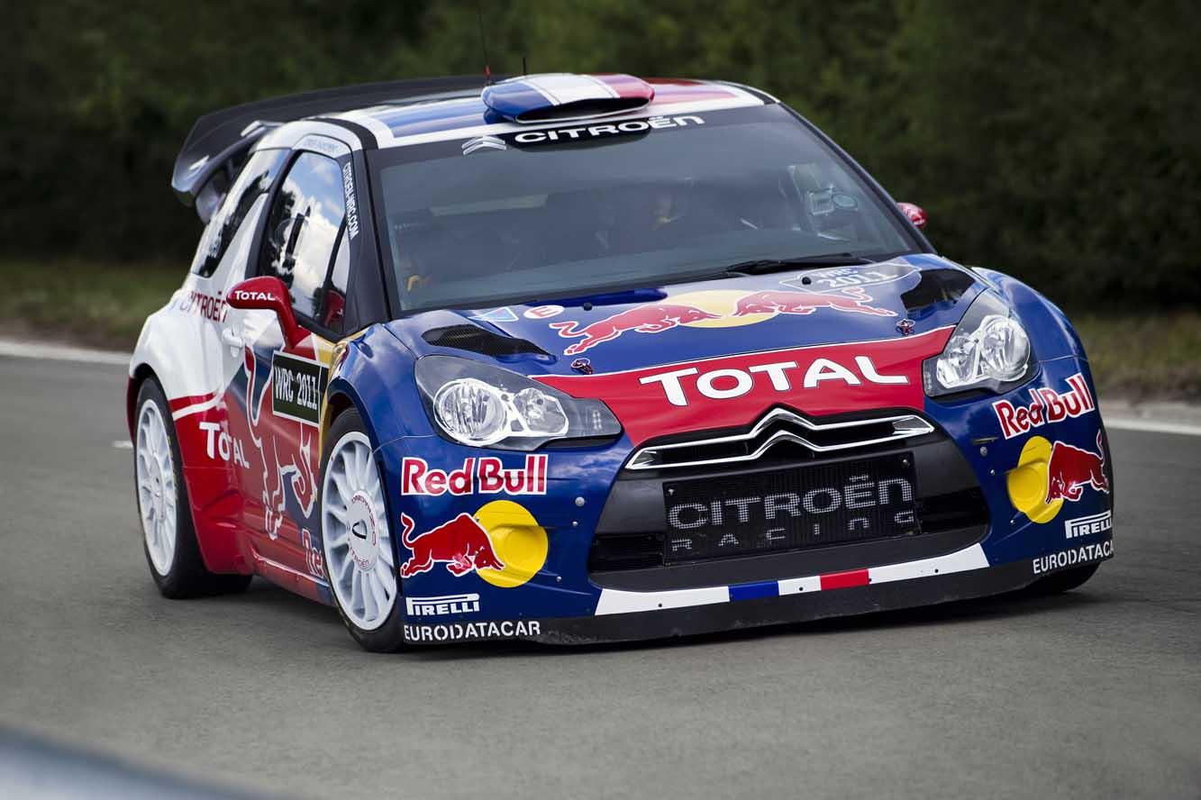 Citroen DS3 WRC Photos High Resolution Wallpaper Free