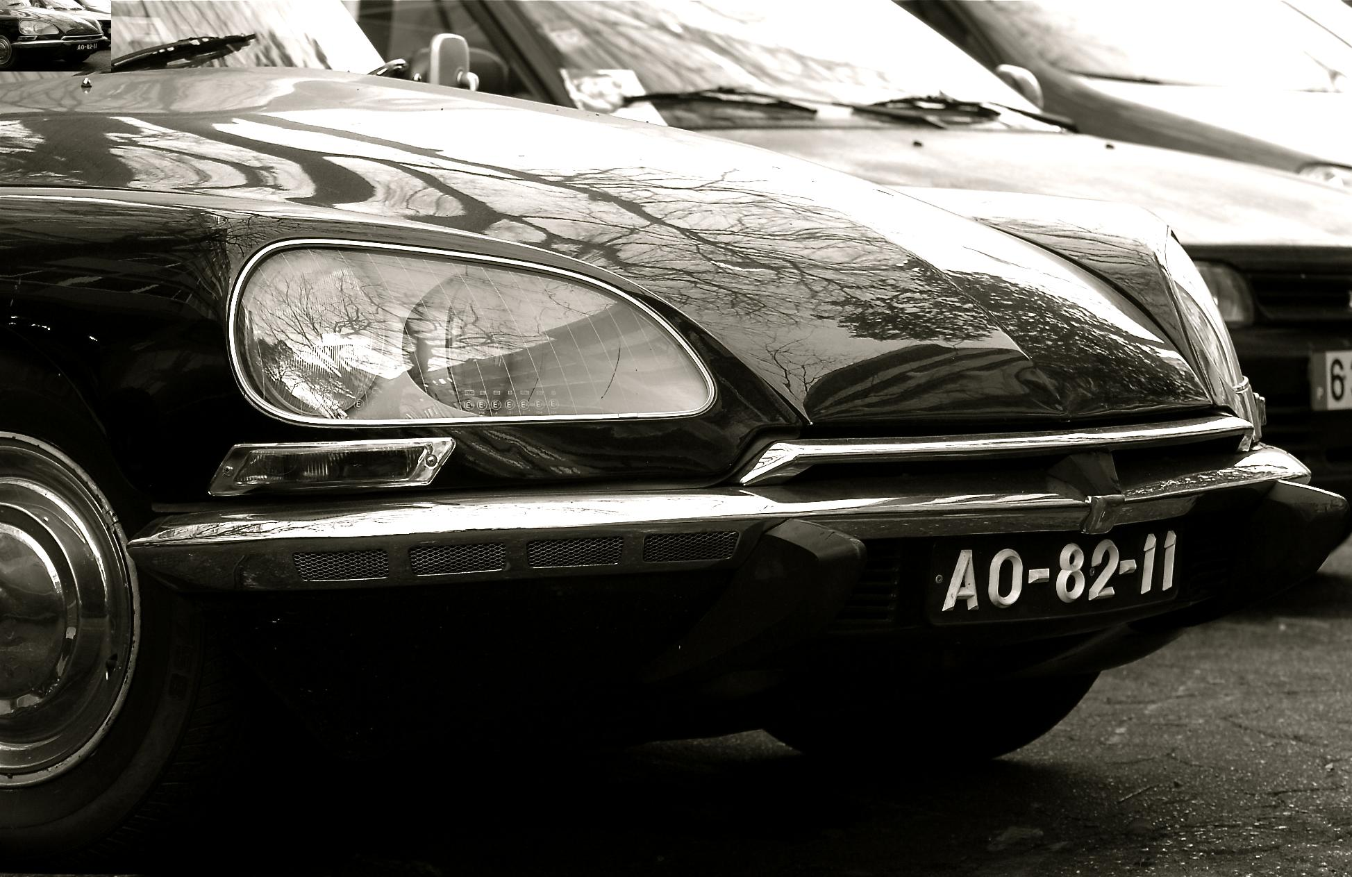 Citroen DS 23 Pallas Wallpaper For Desktop