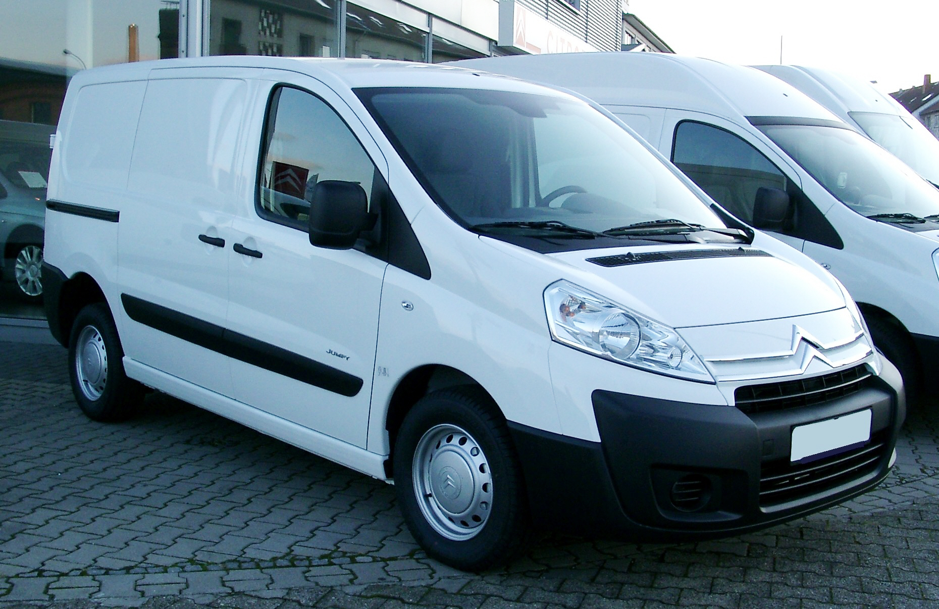 Citroen Jumpy Front Cars Gallery Wallpapers Download Free