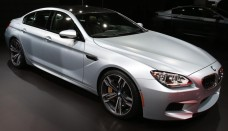Detroit 2013 BMW M6 Stand At The Motor Show Desktop Backgrounds