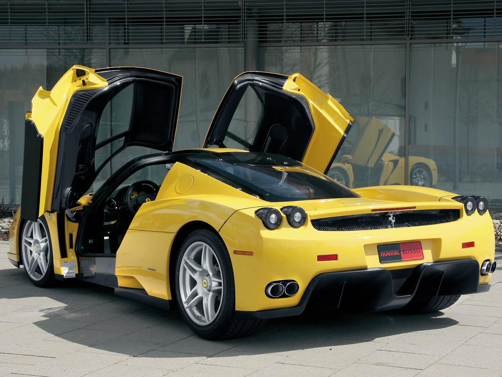 Ferrari Over a Stunning Concept Has a Special Car Wallpaper HD