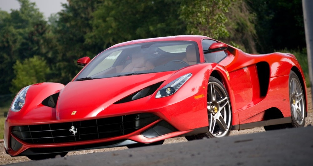 El Ferrari F70 World Cars Wallpapers Download