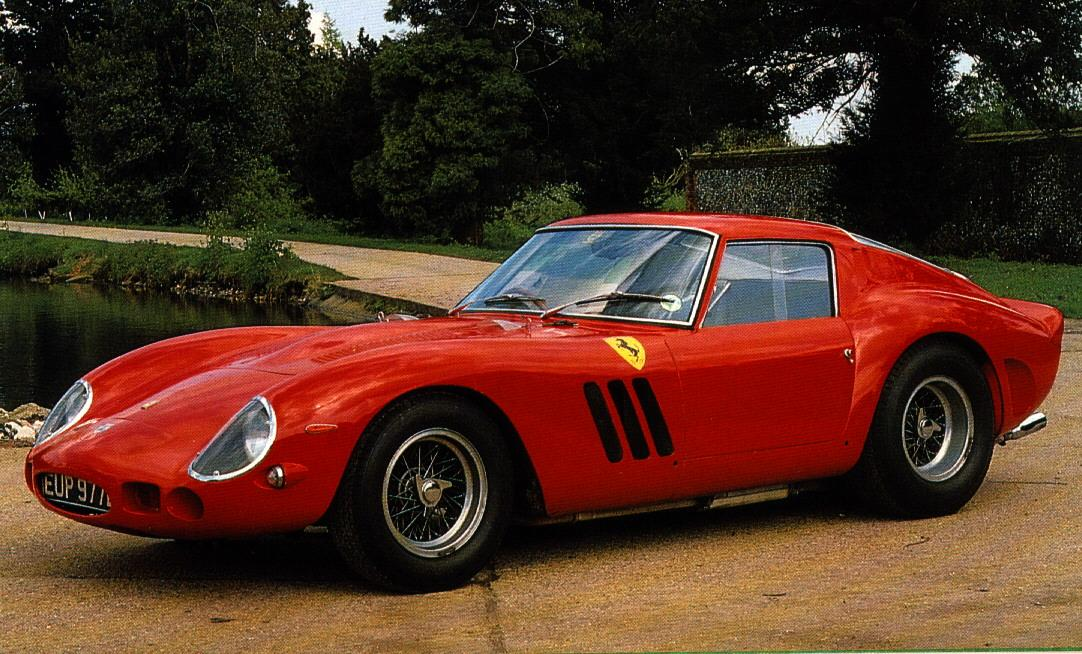 Ferrari 250 GTO 1964 World Cars Wallpaper For Background