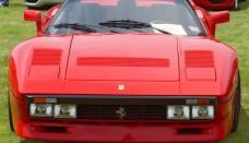 Ferrari 288 GTO Red Front World Cars Wallpaper For Background