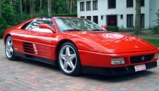 Ferrari 348 TS World Cars High Resolution Wallpaper Free