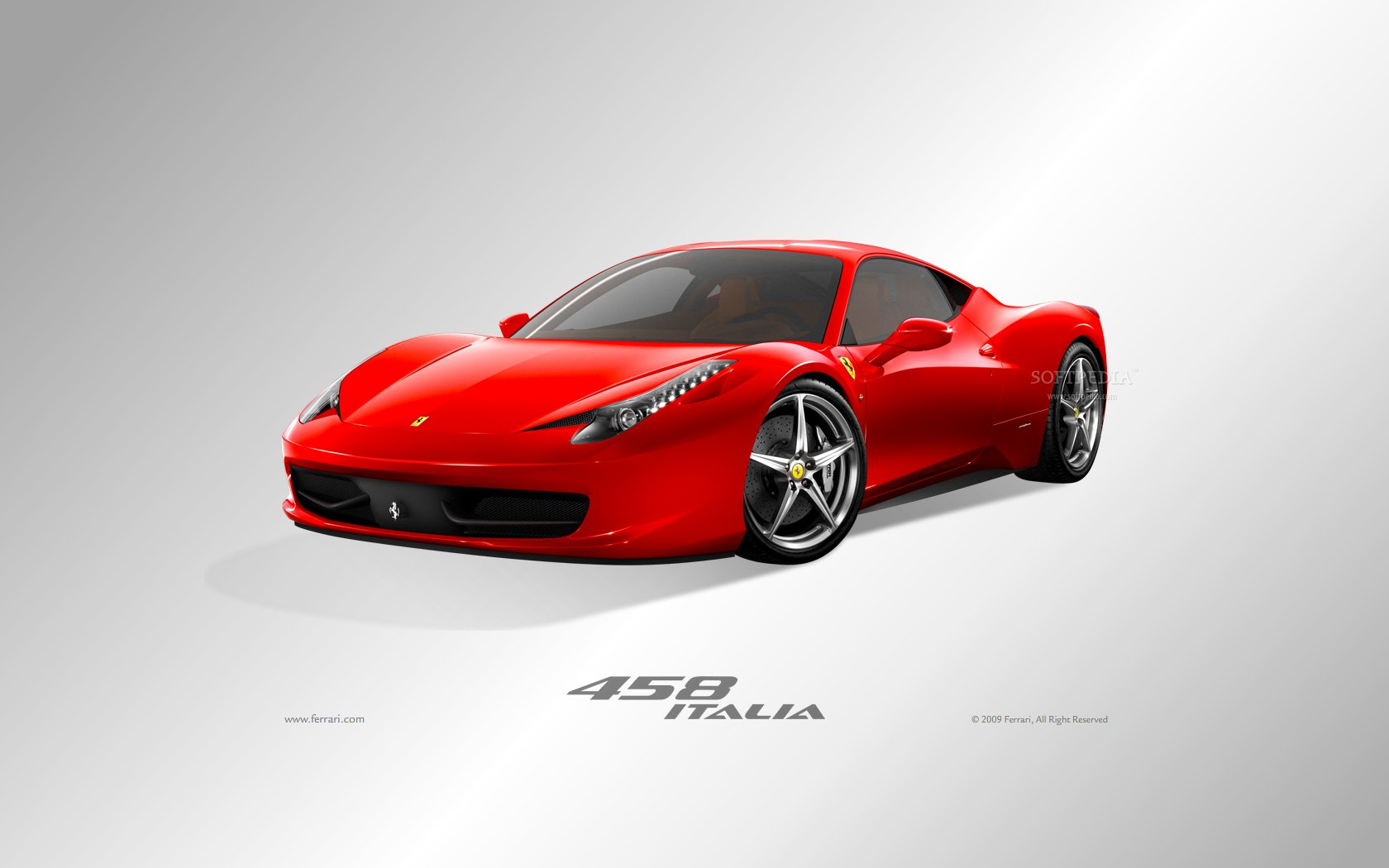 Ferrari 458 ITALIA Screenshot  World Cars Free Download Image Of