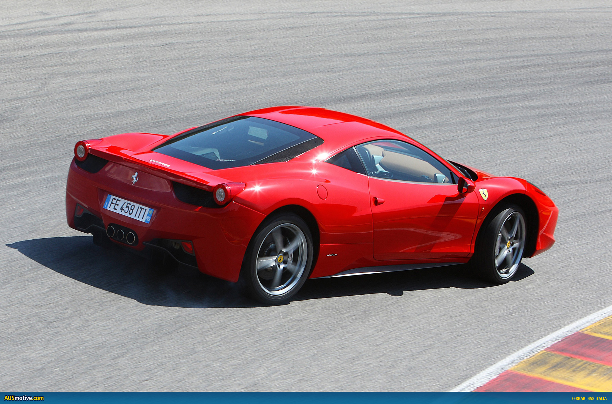More Ferrari 458 Italia Goodness World Cars Wallpapers Download Wallpaper