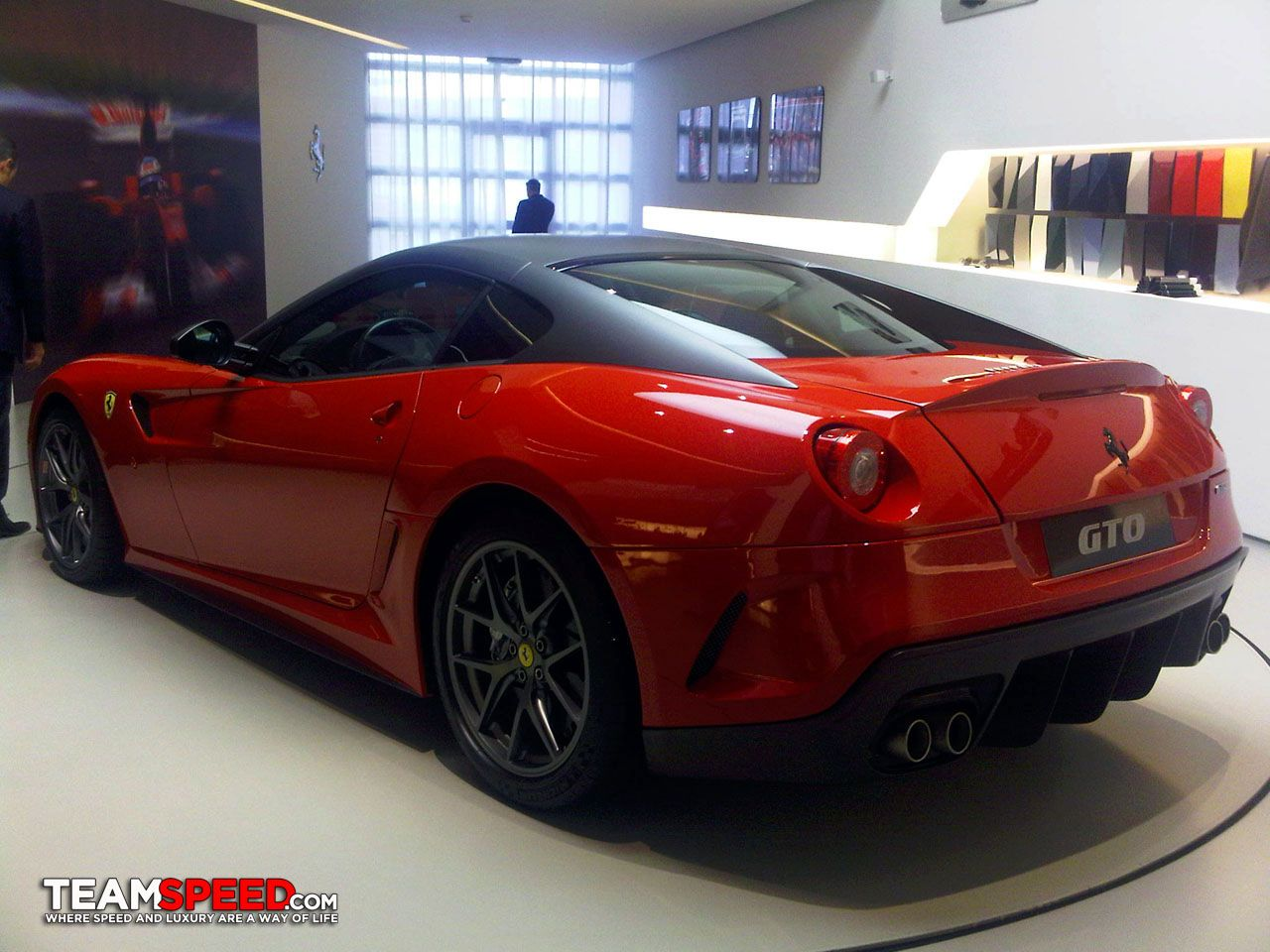 Ferrari 599 GTO These First Fully Uncovered Images With The World Cars Free Download Image Of