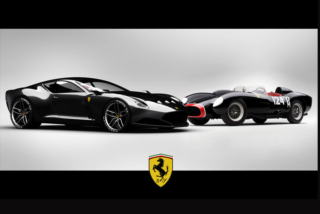 Ferrari 612 GTO Concept Wallpaper For Android