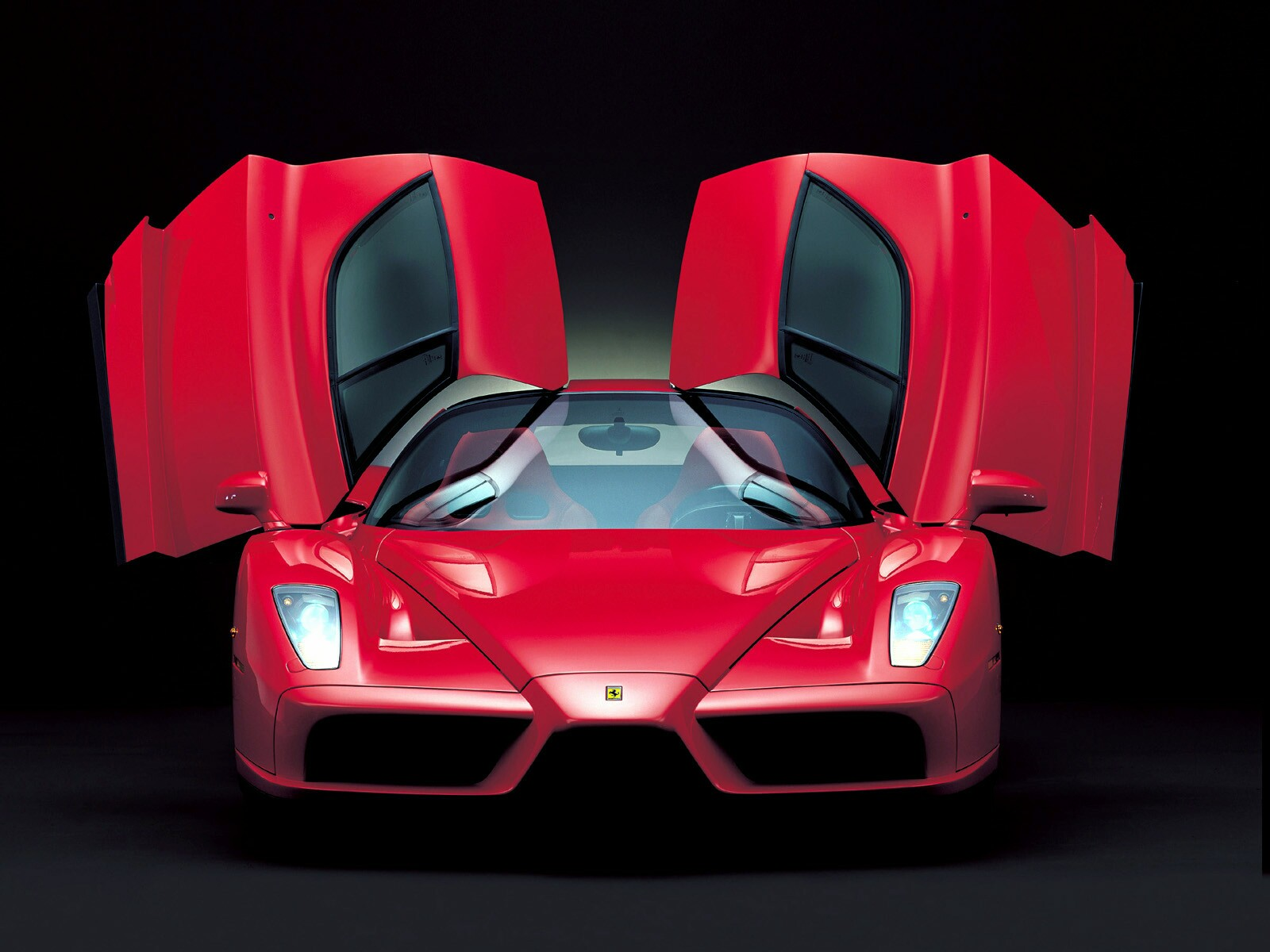 Ferrari Enzo 004 World Cars Wallpapers Background